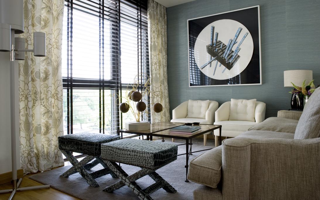 Apartamento Núñez de Balboa. Madrid 2011