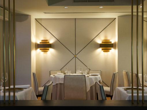 Restaurante Triple. Madrid 2018