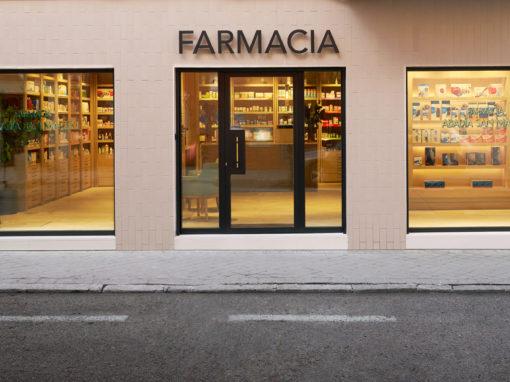 Farmacia Abadía San Martín. Madrid 2020